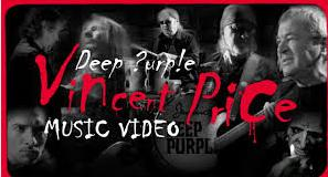 Deep Purple о записи клипа Vincent Price