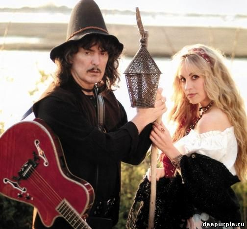 Blackmore's Night в России
