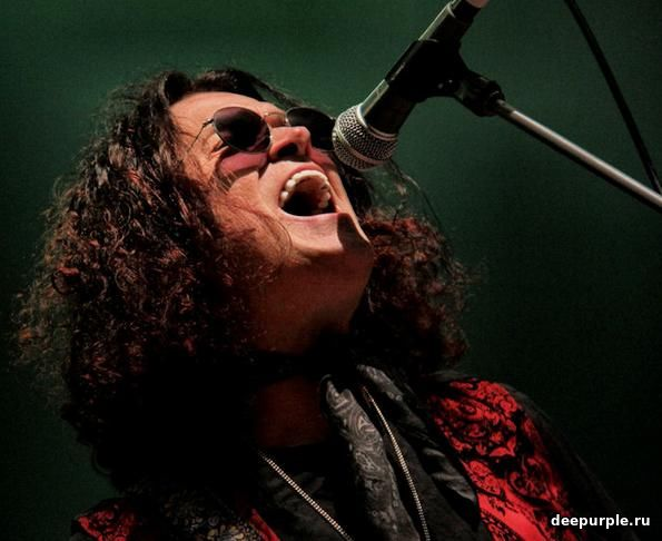 "Гленн Хьюз о туре ""Glenn Hughes Performs Classic Deep Purple Live"""